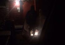 В Подмосковье объявился бэтмен, который нападает на наркопритоны