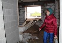 Обманутые дольщики в Ижевске заселились в недостроенный дом