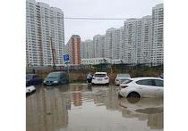 Потоп в Люберцах и Некрасовке случился по вине рабочих