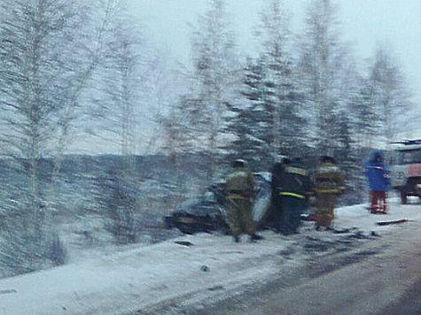 ВУдмуртии шофёр «ВАЗа» умер повине вылетевшего навстречу «Сузуки»
