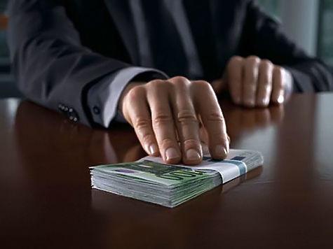 Стал известен средний размер взятки вУдмуртской Республике
