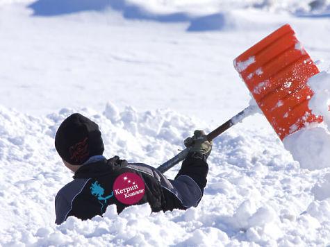 109 машин снега за прошлые сутки вывезено изИжевска