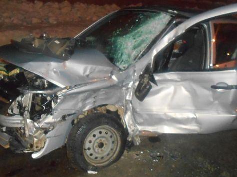 ВВоткинске 10-летний ребенок получил многочисленные травмы врезультате дорожного происшествия