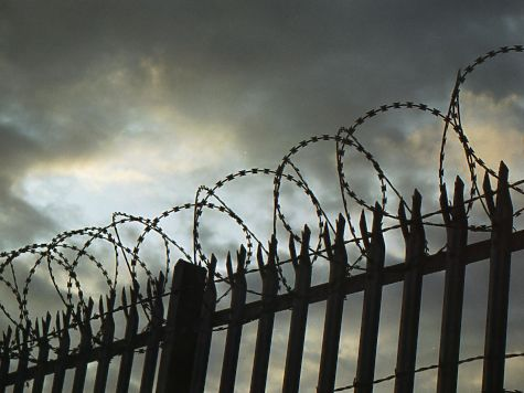 Мужчина пытался перебросить сотовые телефоны натерриторию исправительной колонии вСарапуле