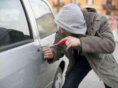 МВД Удмуртии: Ижевчанин инсценировал угон собственной машины ради получения страховой выплаты