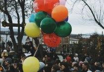 Антикоррупционный митинг в Самаре собрал больше 2000 человек