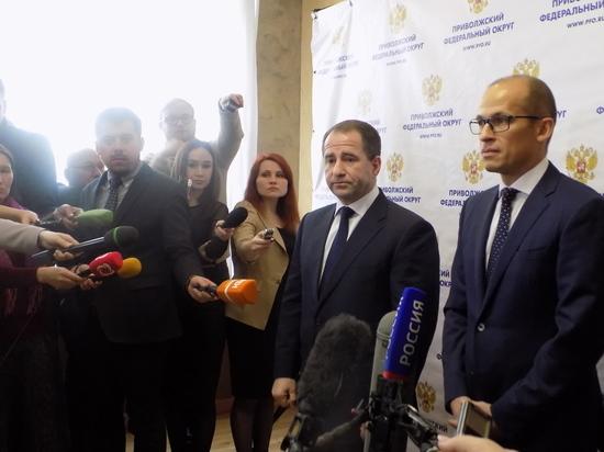 Михаил Бабич представил и.о. Главы Удмуртии Александра Бречалова
