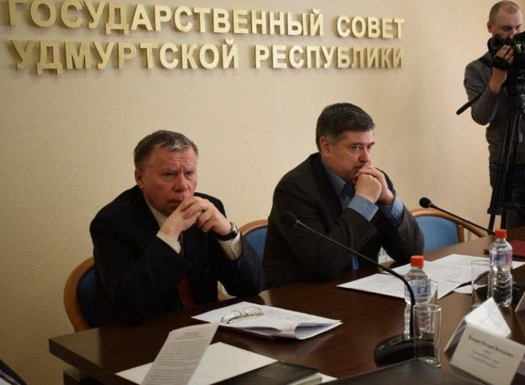 «Единая Россия» выдвинула кандидата навыборы руководителя Удмуртии