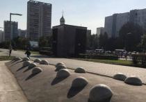 Чиновники объяснили назначение «бетонной свиноматки» в Строгине
